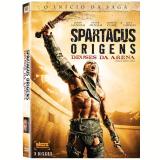Spartacus Origens  Deuses Da Arena (DVD) - John Hannah, Peter Mensah