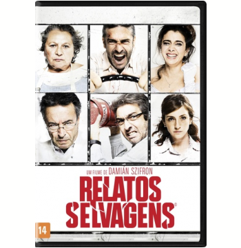 Relatos Selvagens (DVD)