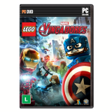 Lego Marvel Vingadores (PC) -