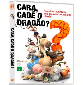 Cara, Cadê o Dragão? (DVD)