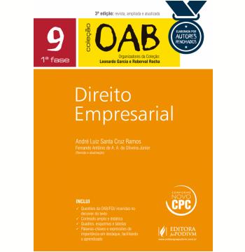 Direito Empresarial (Vol. 9)
