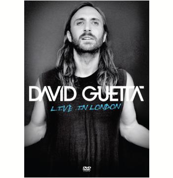 David Guetta - Live In London (DVD)