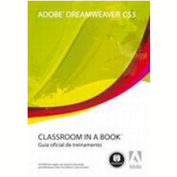 Livros - Adobe Dreamweaver Cs3 Classroom In a Book - Adobe Creative Team - 9788577801145