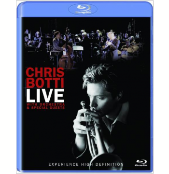 Chris Botti - Live With Orchestra & Special Guests (Blu-Ray)