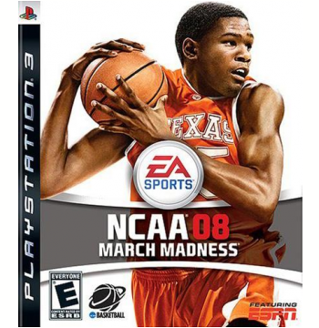 NCAA March Madness 08 (PS3)
