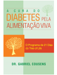 A Cura do Diabetes pela Alimenta��o Viva