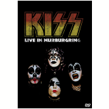 Kiss Live In Nurburgring  (DVD) - KISS