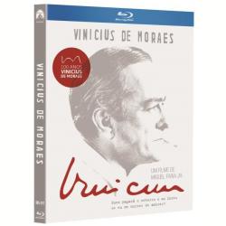Blu - Ray - Vinícius de Moraes - Vários ( veja lista completa ) - 7899587903827