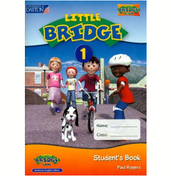 Little Bridge 1  - Ensino Fundamental I - 1º Ano