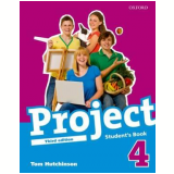 Project 4 Student Book - Third Edition - Tom Hutchinson