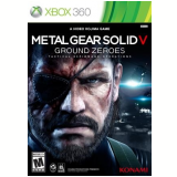 Metal Gear Solid V: Ground Zeroes (X360) -