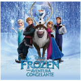 Frozen - Uma Aventura Congelante (CD) - V�rios