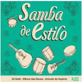 Samba de Estilo (CD) - Vários