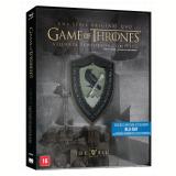 Game Of Thrones - 4ª Temporada - Steelbook (Blu-Ray) - DAVID BENIOFF