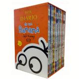 Box - Diário de Um Banana (10 Vols.) - Jeff Kinney