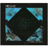 Fresno - 15 Anos Ao Vivo - Digipack (CD) - Fresno