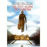 Muito Além do Jardim (DVD) - Jack Warden, Shirley Mac Laine, Peter Sellers