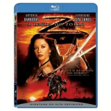 A Lenda do Zorro (Blu-Ray) - Catherine Zeta-Jones, Antonio Banderas