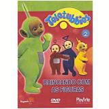 Teletubbies - Brincando Com as Figuras - Volume 2 (DVD) - Paul Gawith (Diretor), Vic Finch (Diretor), Andrew Davenport (Diretor)