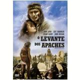 O Levante dos Apaches (DVD) - John Lund