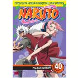Naruto Vol. 40 (DVD)