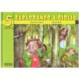5 Minutos Explorando Bíblia (Vol.1) - Katiuscia Giusti, Sabine Rich