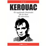 Kerouac 3 em 1 - Jack Kerouac