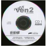 Nuevo Ven 2 CD Clase (Alumno) (2) (CD) - Francisca Castro