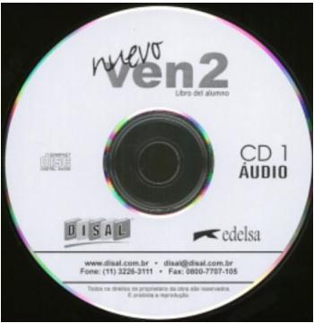 Nuevo Ven 2 CD Clase (Alumno) (2) (CD)