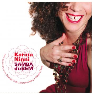 Karina Ninni - Samba do Bem (CD)