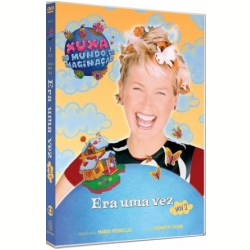 DVD - Xuxa No Mundo Da Imaginaçao, Vol. 2 - Xuxa - 7891430132293