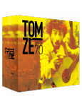 Box - Tom Z� - Anos 70 (4 Cds) (CD)