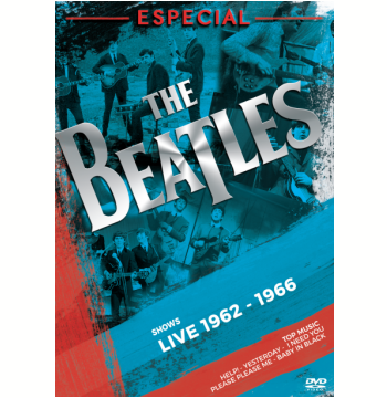 The Beatles - Especial - Shows Live 1962 - 1966 (DVD)