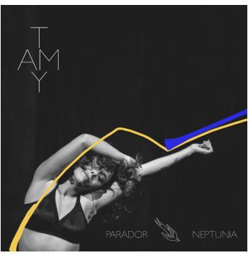 Tamy - Parador Neptunia (CD)
