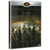 Sete Homens e Um Destino (DVD) - Robert Vaughn