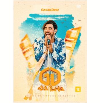 Gabriel Diniz - GD na Ilha  (DVD)