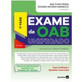 Exame da OAB Unificado - 1ª Fase - Ricardo Antônio Andreucci, Ana Flávia Messa