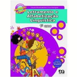 Aprendendo Sempre Letramento e Alfabetização Linguística 1º Ano, Aprendendo Sempre - Livros