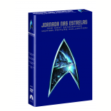 Jornada Nas Estrelas - The Next Generation Motion Picture Collection (DVD) -