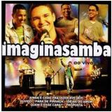 Imaginasamba Ao Vivo (CD) - Imaginasamba