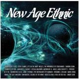 New Age Ethnic - Coletanea (CD) -