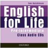English For Life Pre-Intermediate Audio (3 Cds) -