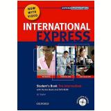 International Express Pre-Intermediate Interac Student Book With Pocket Book Multirom -