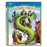 Shrek Quadrilogia (Blu-Ray) - Mike Mitchell (Diretor), Andrew Adamson (Diretor), Chris Miller (Diretor)
