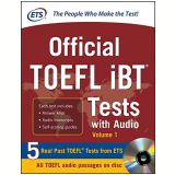 Official Toefl Ibt Tests With Audio - Ets