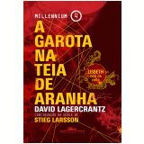 A Garota na Teia de Aranha (Vol. 4) - David Lagercrantz