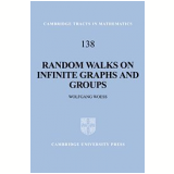 Random Walks On Infinite Graphs And Groups - Wolfgang Woess
