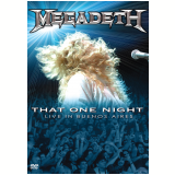 Thats One Night - Live In Buenos Aires (DVD) - Megadeth