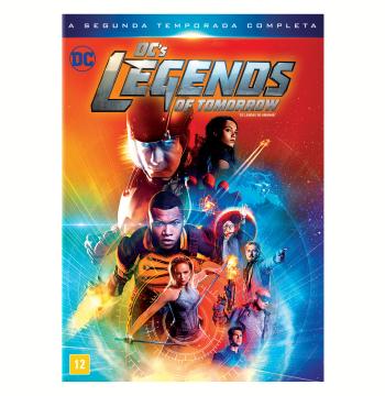 Dc's Legends Of Tomorrow - 2ª Temporada (DVD)