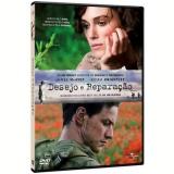 Desejo E Reparação (DVD) - James McAvoy, Keira Knightley, Brenda Blethyn